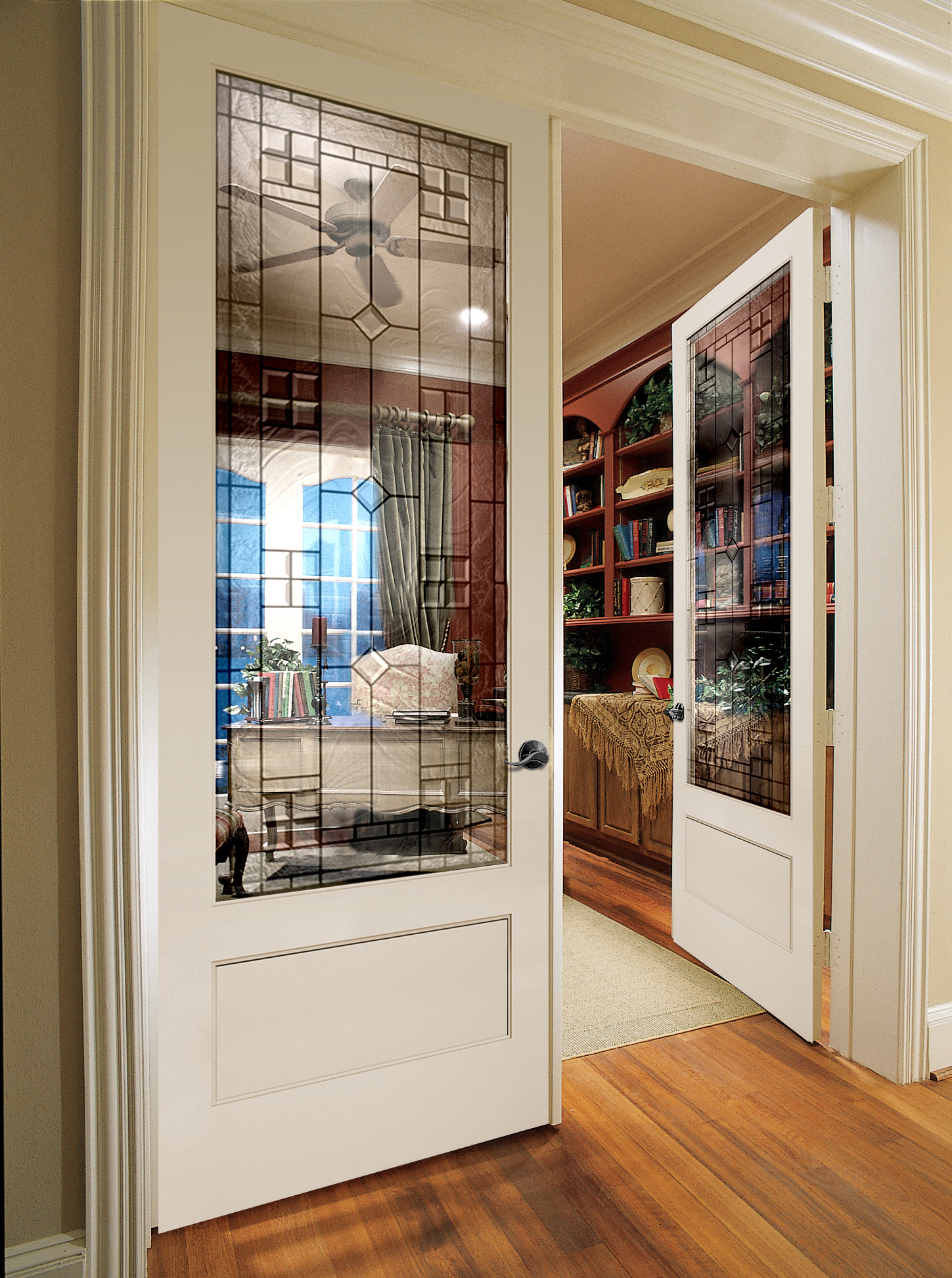French Saloon Door Design and Ideas