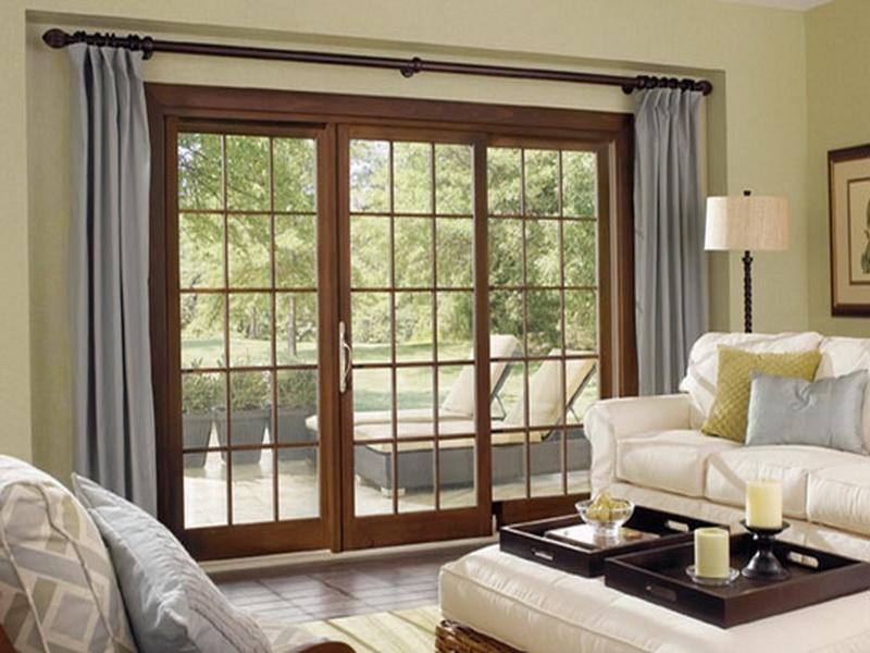 French Sliding Glass Door Design And Ideas