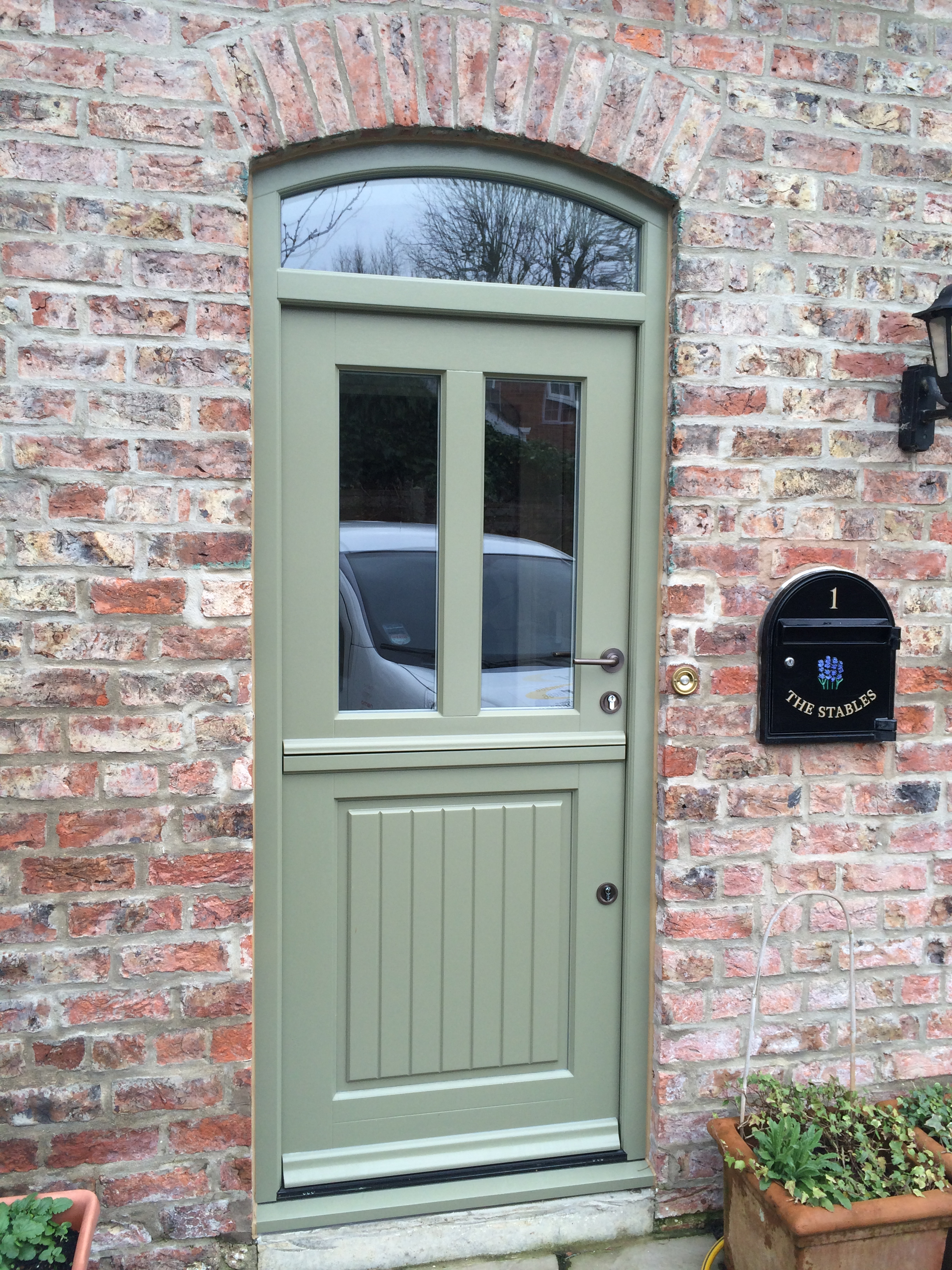 Stable Door Window : French stable door design and ideas