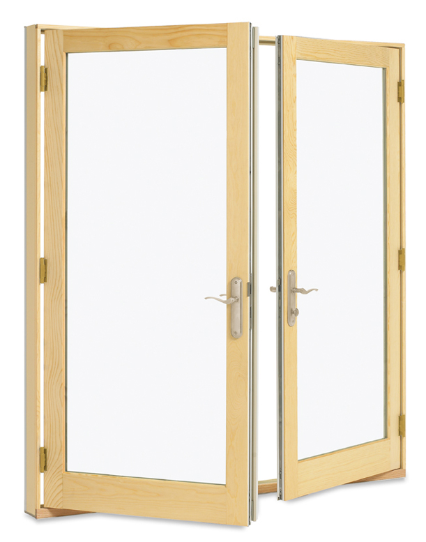 French Swing Door