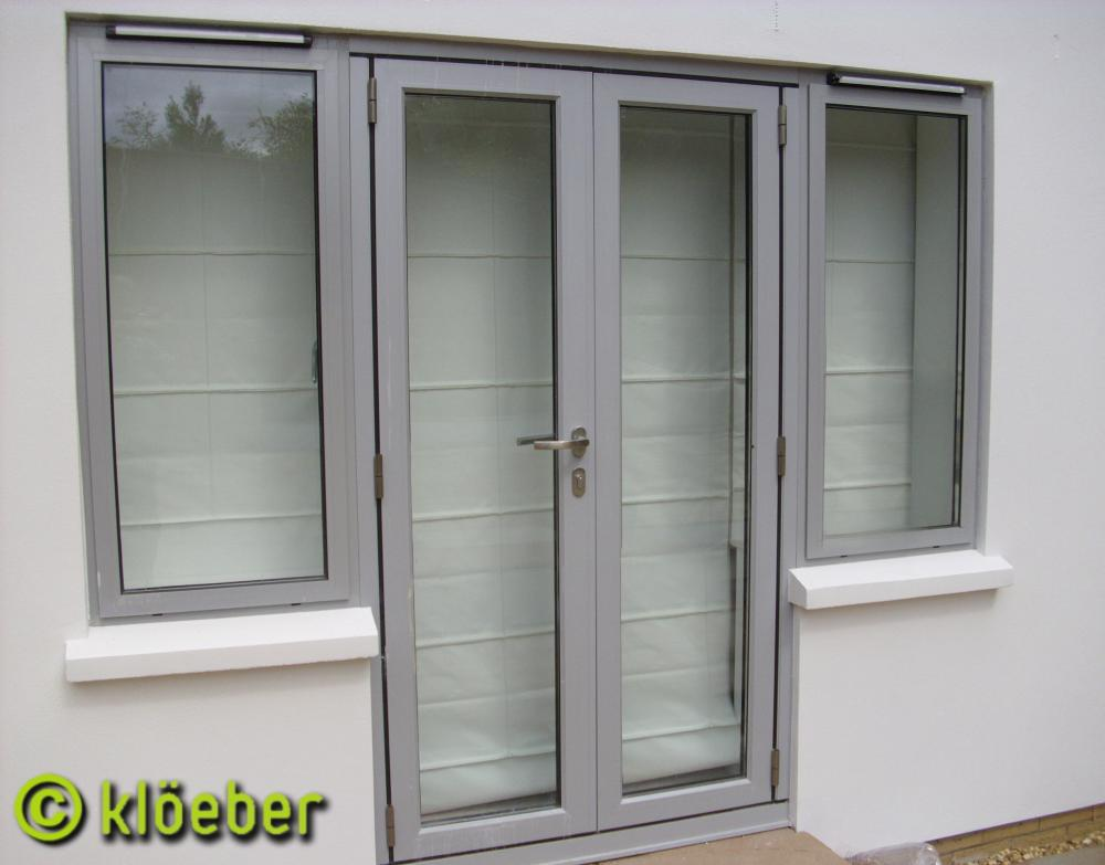 French doors for Single exterior patio door