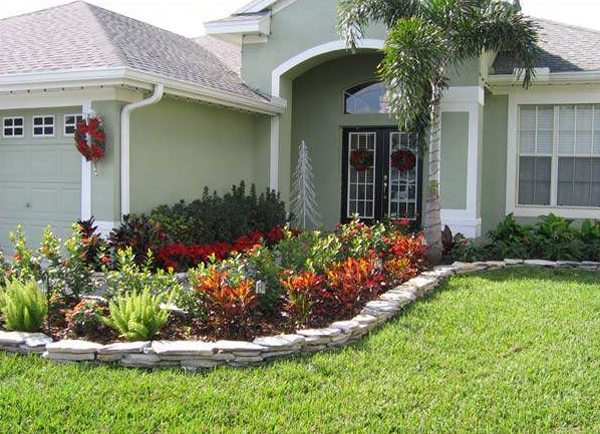 Incroyable Front Yard Landscape Ideas