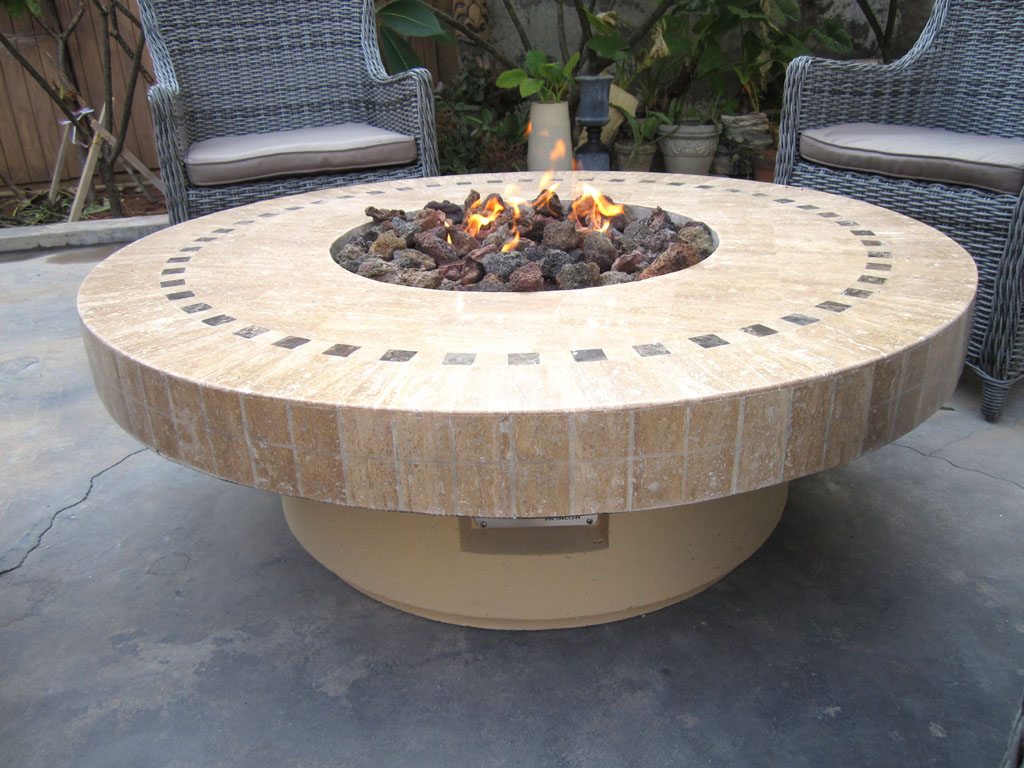 gas outdoor fire pit uk  photo - 3