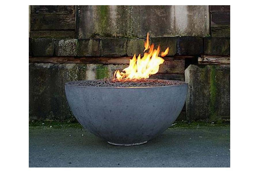 gas outdoor fire pit uk  photo - 2