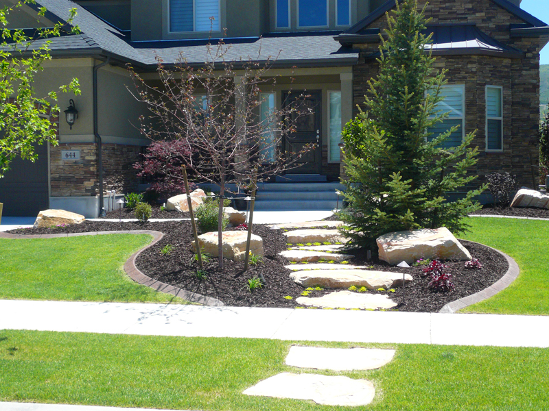 how to design front yard landscape ideas design and ideashow to design front yard landscape ideas photo 2
