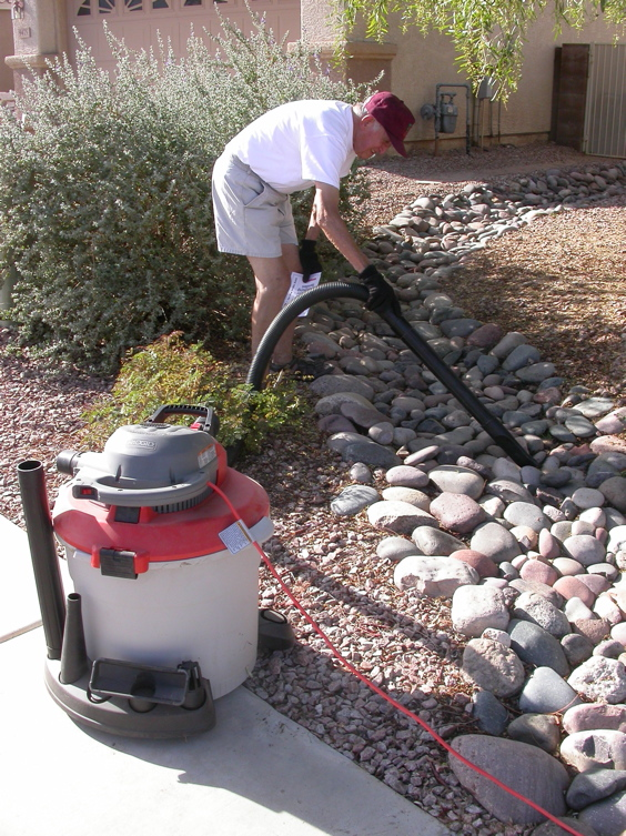 How to Manage Landscaping with Rocks