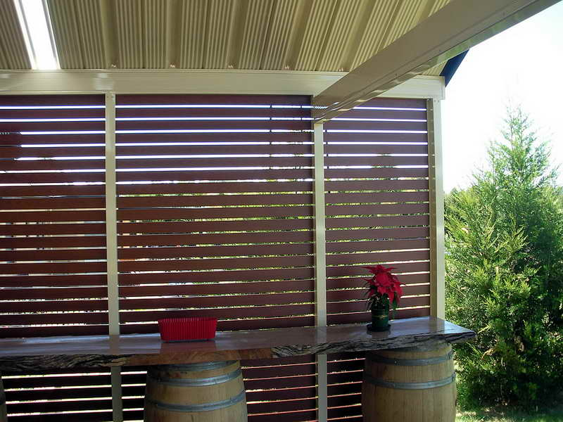 ideas for patio privacy screens  photo - 3