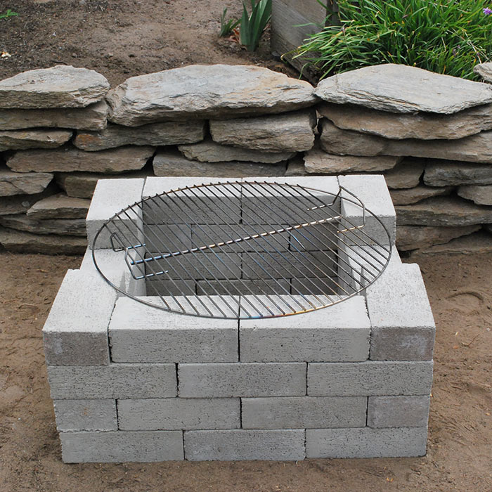 In Ground Fire Pit Air Flow 187 Design And Ideas