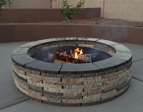 Indoor Fire Pit Vent Design And Ideas