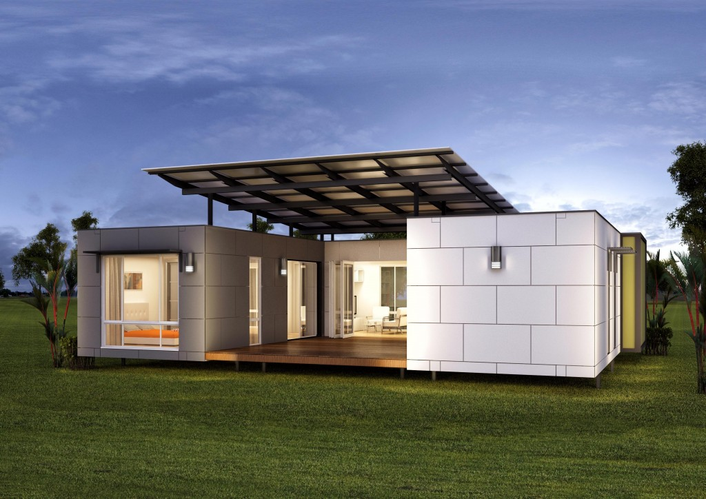 Innovative Prefab Container Homes  photo - 1