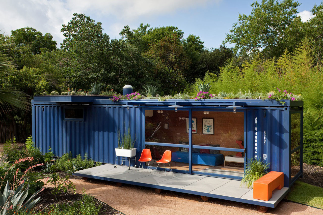 Innovative Prefab Container Homes  photo - 3