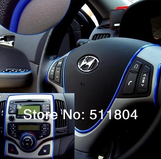 Interior Car Accessories Body Trim