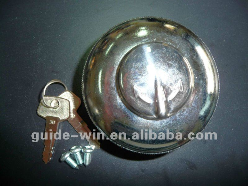 Interior Car Accessories Locking Gas Cap photo - 1