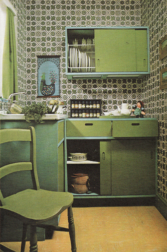 Interior Design 1970 In Furniture