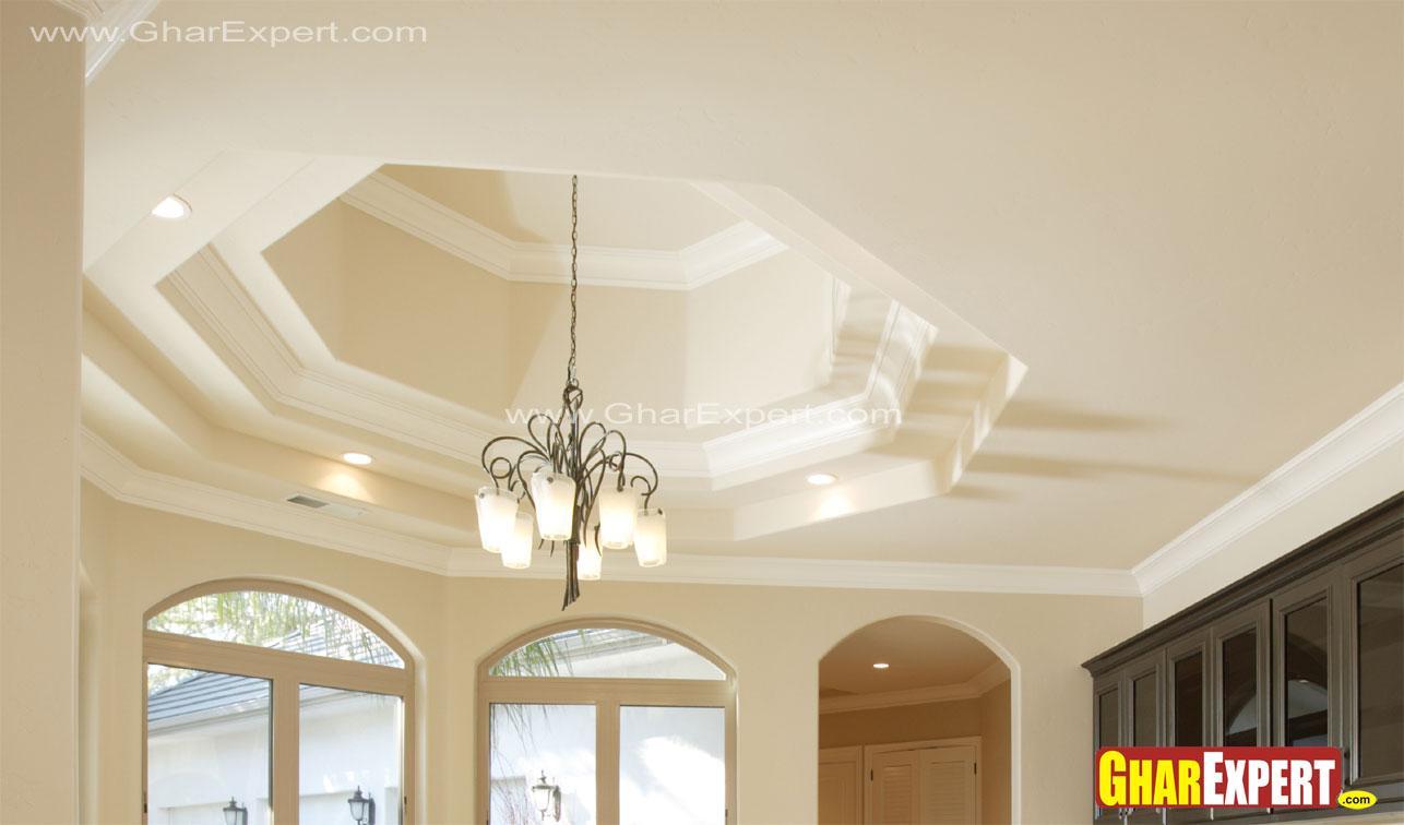 Interior Design Coved Ceiling