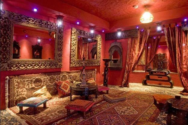 interior design moroccan style design and ideas. Black Bedroom Furniture Sets. Home Design Ideas