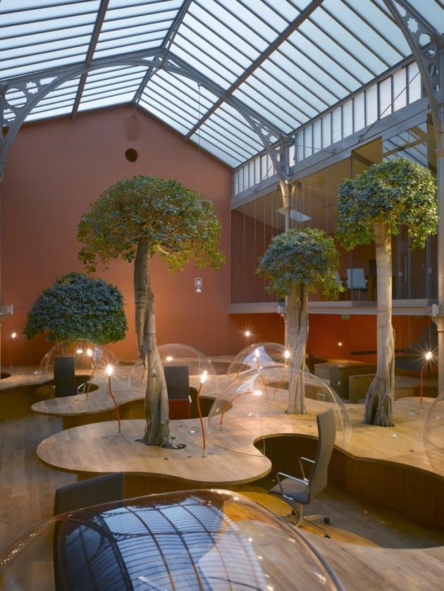 Interior Design Office Landscape