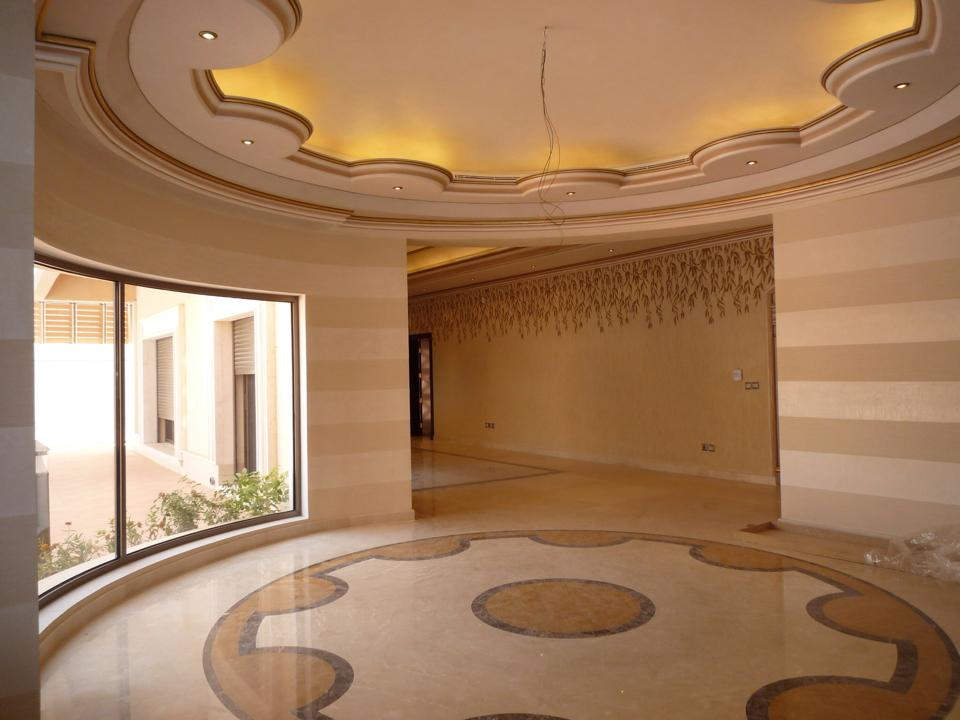Interior Design Polished Plaster