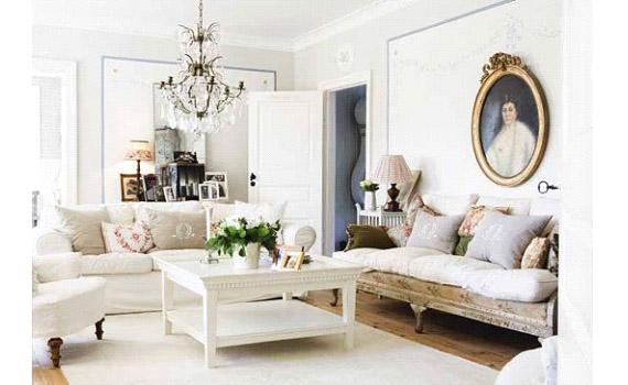 Interior Design Styles Chic