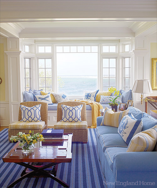 Interior Design Styles Coastal