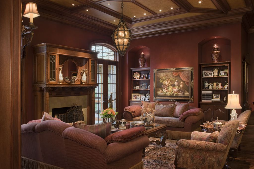 Interior Design Styles Traditional
