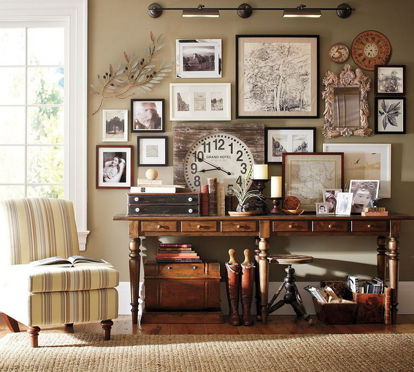 Interior Design Styles Vintage photo - 3