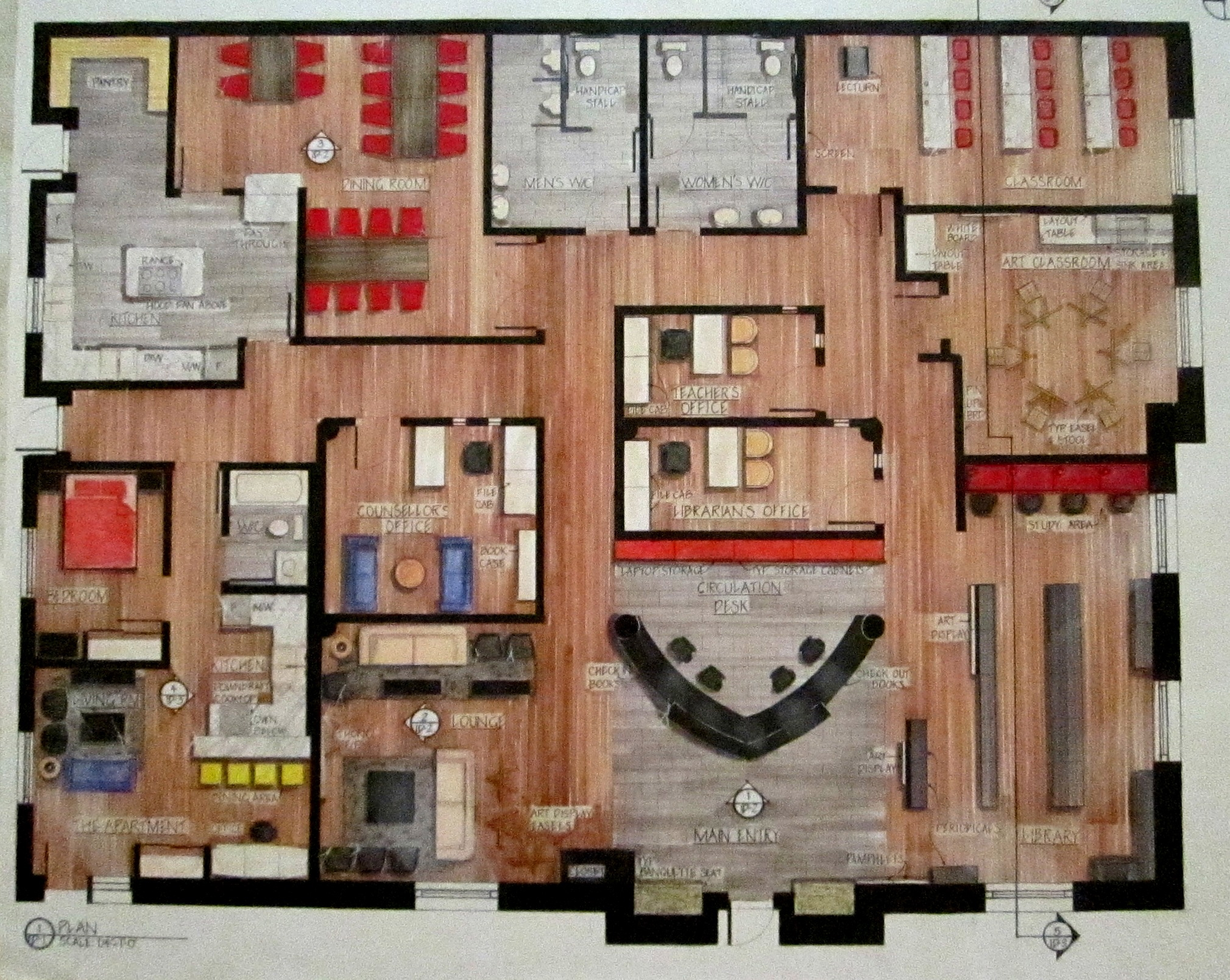interior design the arkaba projects photo 2