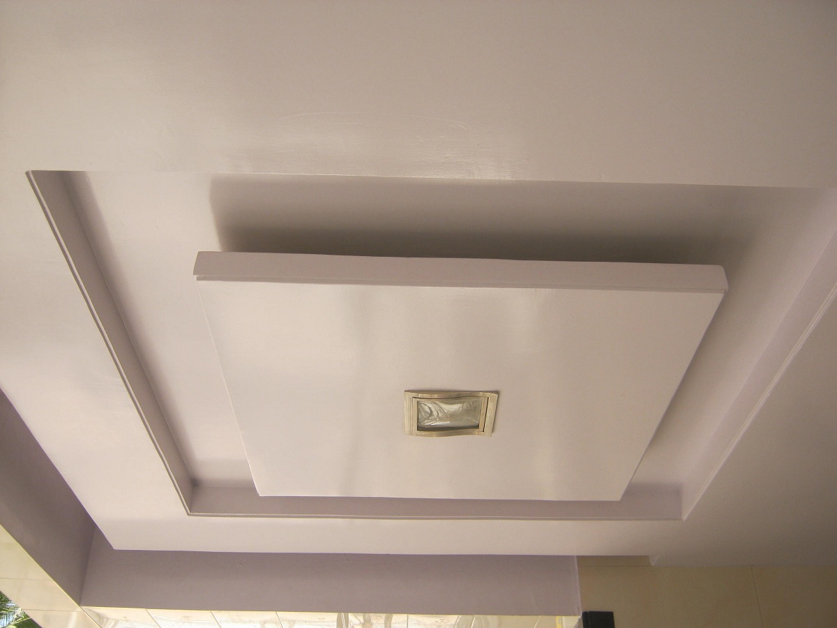 Interior Design Tin Ceiling