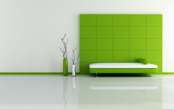 Interior Furniture Green Photo   2