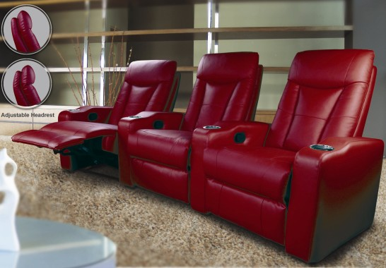 Interior furniture transitional style design and ideas for Fauteuil cinema maison