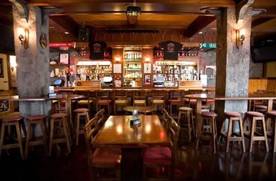 High Quality Interior Pub Design