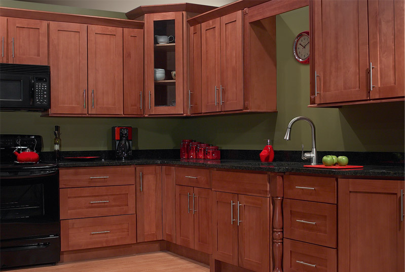 kitchen cabinet  Shaker