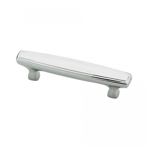 Kitchen Cabinet Hardware Collection Ashtyn in Polished Chrome