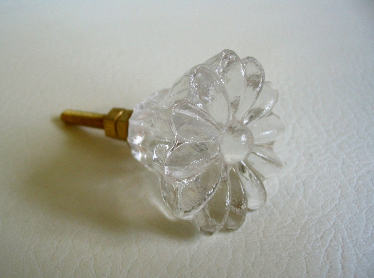 Kitchen Cabinet Knobs Daisy Knob
