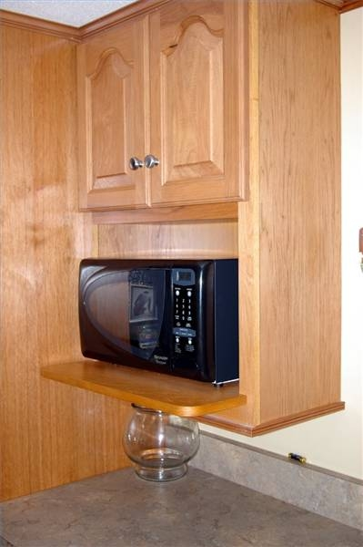 Kitchen Cabinet Parts Shelf photo - 1
