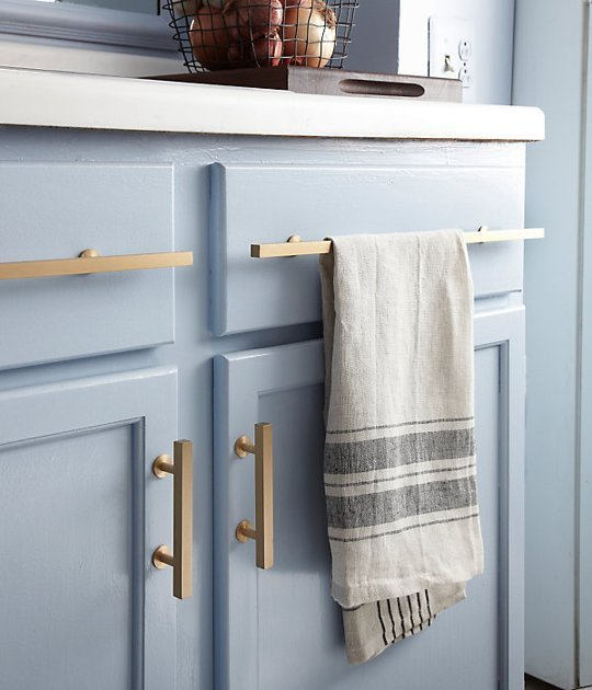 Kitchen Cabinet Pulls Brass