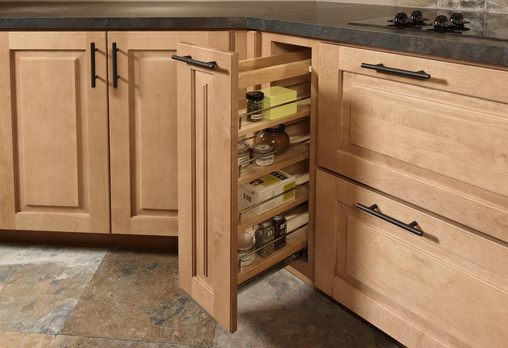 Kitchen Cabinet Pulls Raised Panel Stepped Pull
