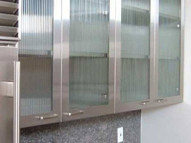 kitchen cabinet type  Glass door fronts