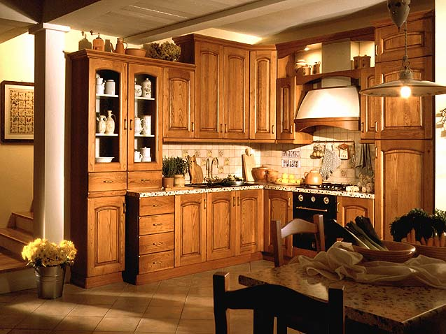 kitchen cabinet type COUNTRY