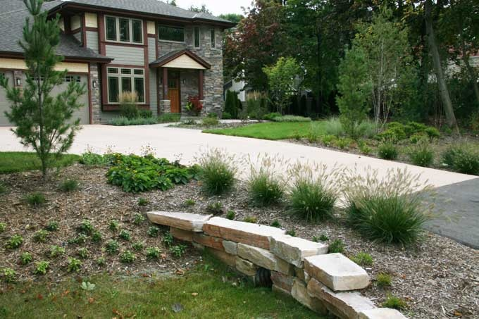 driveway landscaping ideas australia design and ideas