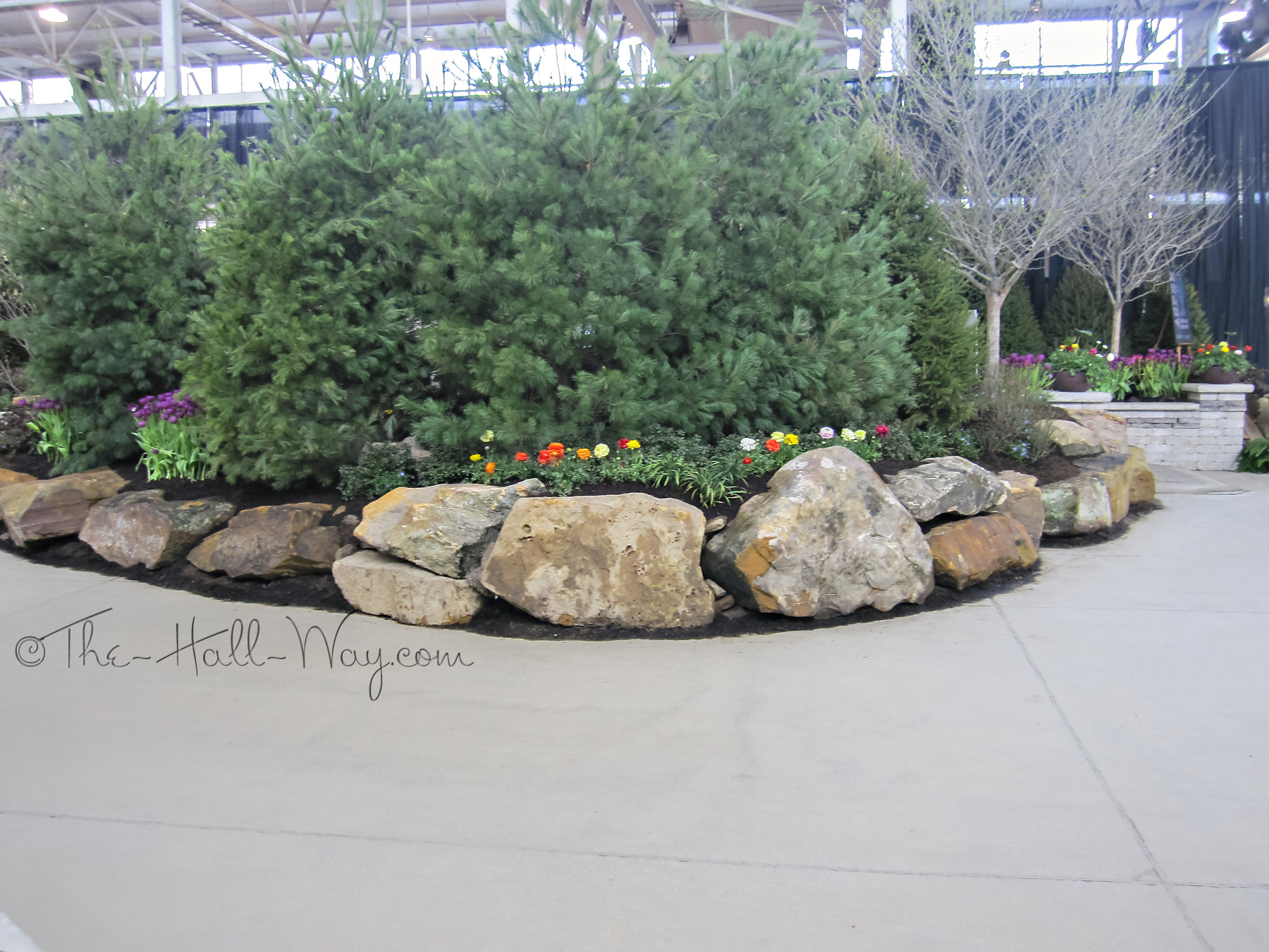 landscaping with rocks and boulders pictures design and