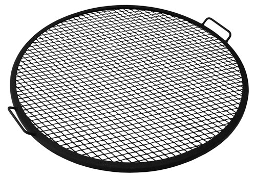 large fire pit cooking grate  photo - 2
