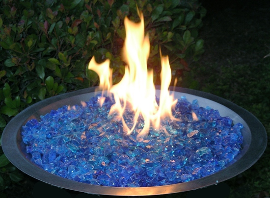 fire pit glass rocks san diego - Large Glass Rocks For Fire Pit » Design And Ideas