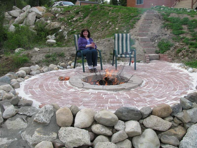 Large Fire Pit Ideas » Design and Ideas