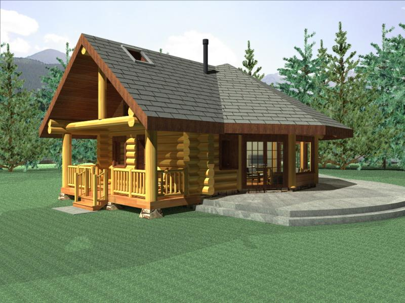 Log cabin builders in ky design and ideas for Log cabin builders in alabama
