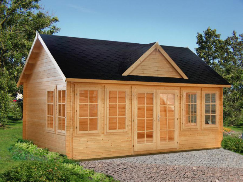 Log Cabin Builders Design