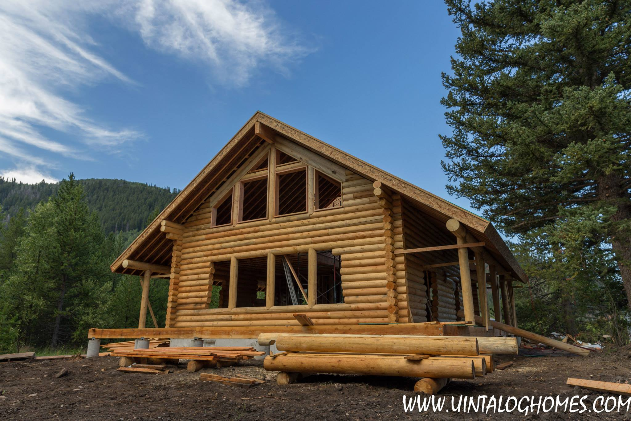 Cabins page 6 for Log cabin builders in alabama