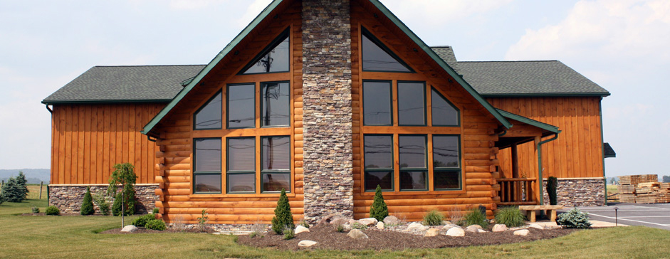 Log Cabin Builders Pa Design And Ideas