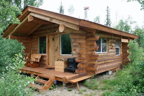Canadian Log Cabin Interiors Design And Ideas