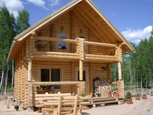 Awesome Log Cabin Designs Uk Photo   2